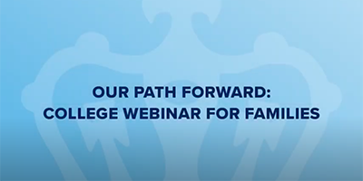 Our Path Forward: Columbia College Webinar for Families