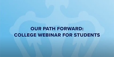 Our Path Forward: Columbia College Webinar for Students